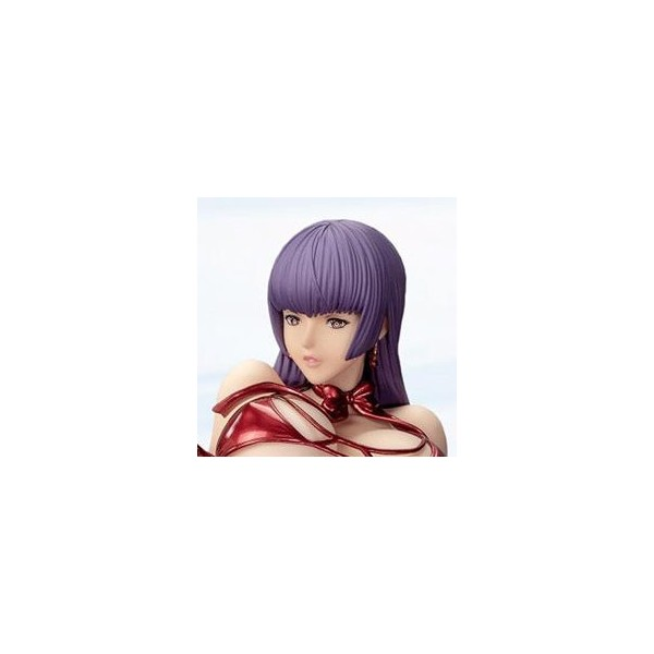 Anime Lechery Rei Homare Art Works Kanokogi Kuon Metal PVC Figure No Box Red