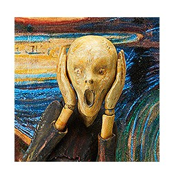 The Table Museum - Figma The Scream