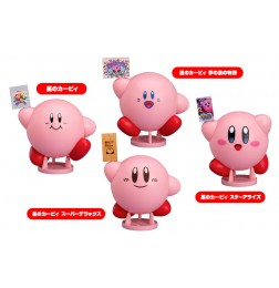 Korokoroid Kirby 02 Trading Figures (boite de 6)