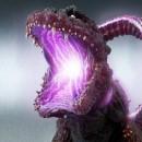 Deforeal Series Godzilla (2016) Fourth Form Ver. (Awakening) (light-up ver.)