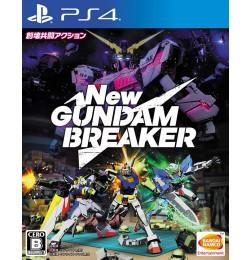 PS4 New Gundam Breaker