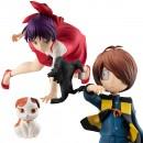 Gegege no Kitarou - G.E.M Series Kitarou & Nekomusume Set