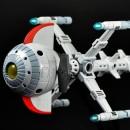 Captain Future - Metaltech Future Comet