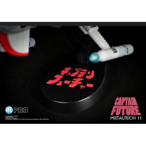 Captain Future Metaltech Future Comet Big In Japan