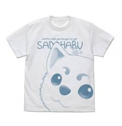 Gintama - Sadaharu All Print T-shirt