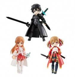 Desktop Army Sword Art Online (box of 3)