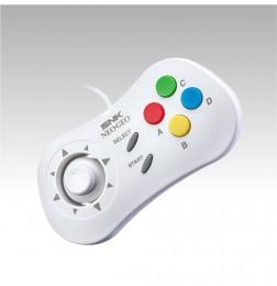 Neo Geo Mini Pad White