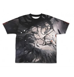 Overlord III - Albedo Double-sided Full Graphic T-shirt