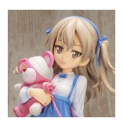 Girls und Panzer Movie - Shimada Alice Wonderland Color ver. 1/7