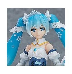 Figma Snow Miku: Snow Princess ver.