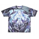 Hatsune Miku Circulator Double-sided Full Graphic T-shirt