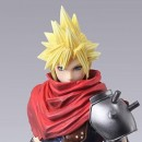 Final Fantasy - Bring Arts Cloud Strife Another Form Ver.