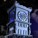 Saint Seiya Flame Clock Tower