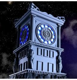 Saint Seiya Flame Clock Tower