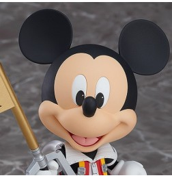 Kingdom Hearts II - Nendoroid King Mickey