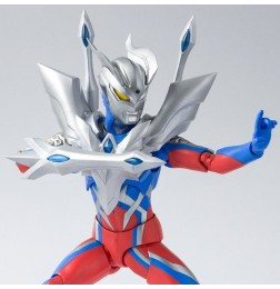 Ultraman X - S.H. Figuarts Ultimate Aegis / Ultraman Zero Armor Option Parts Set