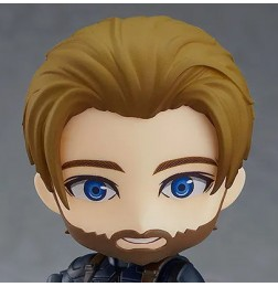 Avengers: Infinity War - Nendoroid Captain America: Infinity Edition DX Ver.