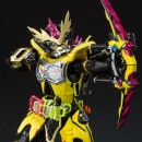 Kamen Rider Ex-Aid - S.H. Figuarts Kamen Rider Lazer Chambara Bike Gamer Level 3