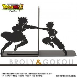 Dragon Ball Super Broly - Bookend Broly & Gokou