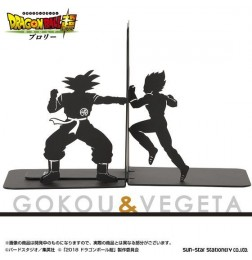 Dragon Ball Super Broly - Bookend Gokou & Vegeta