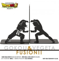 Dragon Ball Super Broly - Bookend Gokou & Vegeta Fusion !!