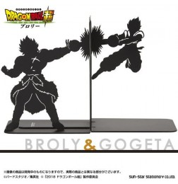 Dragon Ball Super Broly - Bookend Broly & Gogeta
