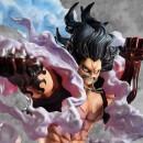 "One Piece - Portrait of Pirates ""SA-MAXIMUM"" Monkey D. Luffy Gear 4 Snakeman"