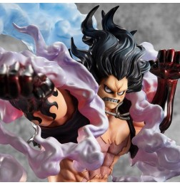 "One Piece - Portrait of Pirates ""SA-MAXIMUM"" Monkey D. Luffy Gear 4 Snakeman"
