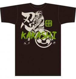 NARUTO Shippuden - Kakashi Bottle T-shirt
