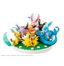 G.E.M.EX Series Pokemon Eevee Friends