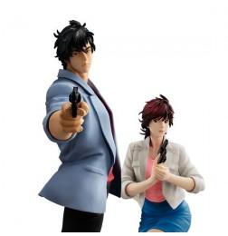 City Hunter - G.E.M Series Saeba Ryo & Makimura Kaori
