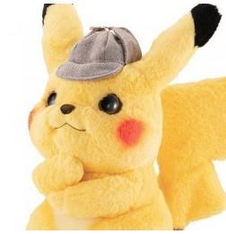 LIFE SIZE DOLL Detective Pikachu