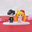Sailor Moon Petit Chara Happy Wedding Shiromuku ver.