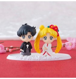 Sailor Moon Petit Chara Happy Wedding Shiromuku ver.