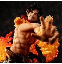 One Piece - Portrait of Pirates NEO-MAXIMUM Portgas D. Ace 15th LIMITED Ver.