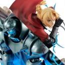 Fullmetal Alchemist - Precious G.E.M Series Edward & Alphonse Elric Brothers Set