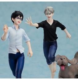 YURI !!! ON ICE - Katsuki Yuri & & Victor Nikiforov Premium Box