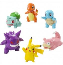 Pokemon - POLYGO Mini Collection (set of 8)