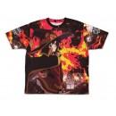 Konosuba Kurenai Densetsu - Megumin Double-sided Full Graphic T-shirt