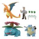 Pokemon Scale World Professor Oak Set