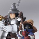 Final Fantasy IX - Bring Arts Vivi & Steiner