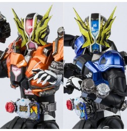 Kamen Rider Zi-O - S.H. Figuarts Geizrevive True Savior Set