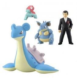 Pokemon Scale World Silph Company Set