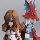 Final Fantasy IX - Bring Arts Freya Crescent & Beatrix