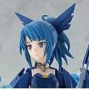Alice Gear Aegis - Figma Rei Takanashi