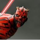 Star Wars - ARTFX Darth Maul Light-up ver.