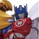 Transformers Masterpiece MP-48 Leo Convoy (Beast Wars)
