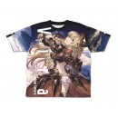 Granblue Fantasy - Vira Double-sided Full Graphic T-shirt