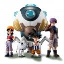 HG Dragon Ball GT Ultimate Dragon Balls Arc (set de 5)