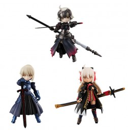 Desktop Army Fate/Grand Order vol.4 (set of 3)